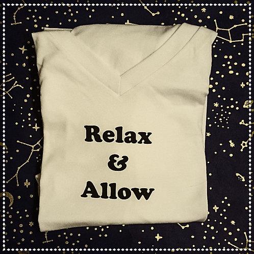 Relax & Allow