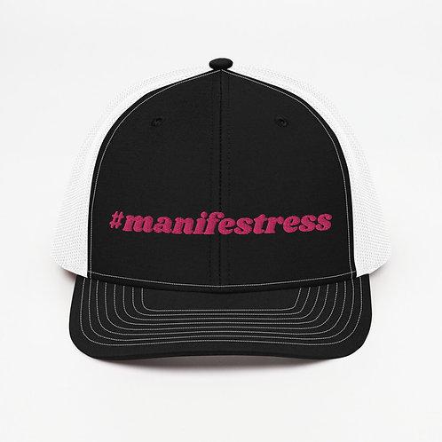 Trucker Cap - Manifestress