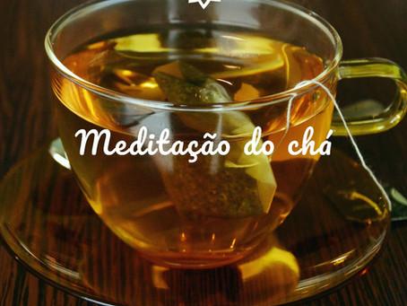 Meditação do chá