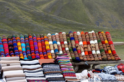 Road Cusco-Puno, Peru