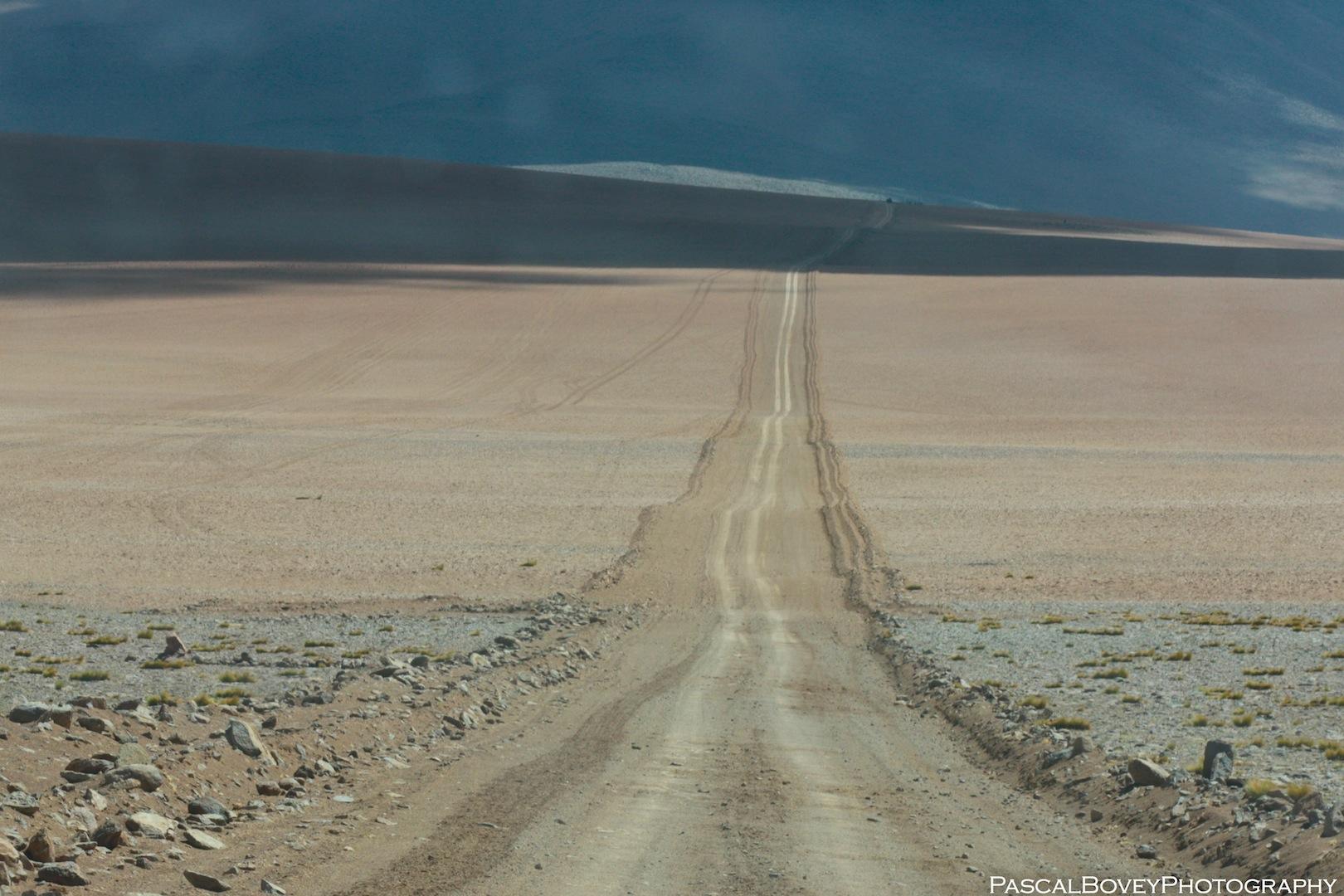 Bolivian Road