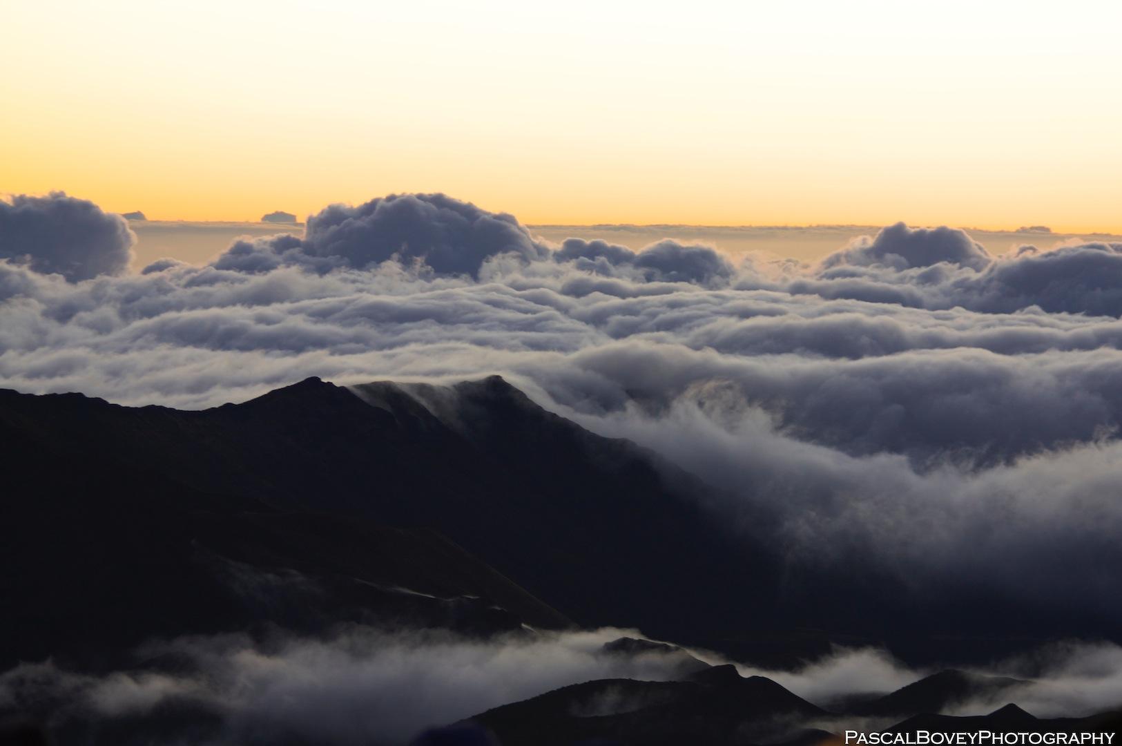 Sunrise at Haleakala II