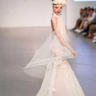 Madrid Bridal Week 18.4.2017 - Pascal Bo