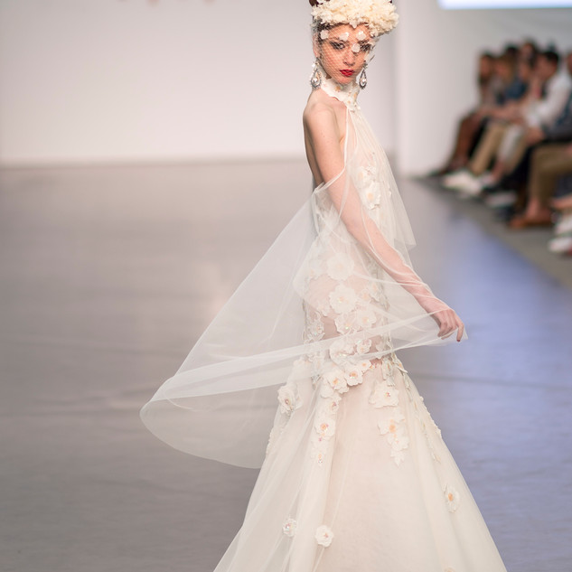 Madrid Bridal Week 18.4.2017 - Pascal Bo