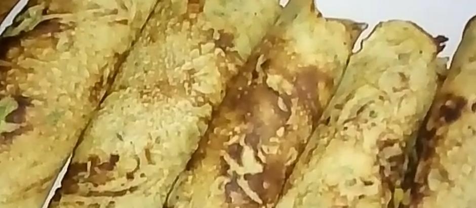 Masala Pancakes