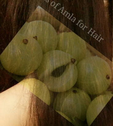 What does Amla do for Hair?