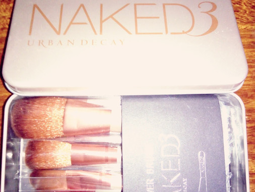 Product Review NAKED3