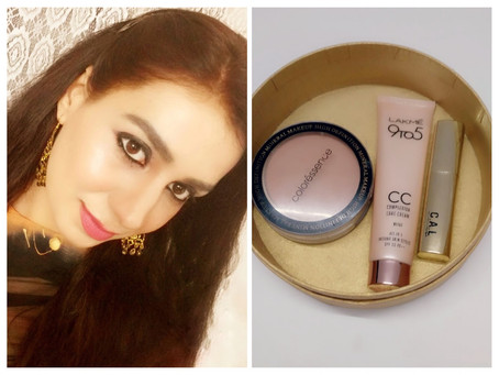 Product Review: Look of The Day with Cal, coloréssence & Lakmé