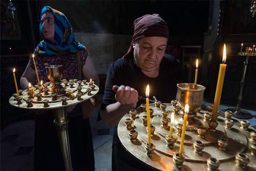 Sioni Cathedral Tbilisi - Georgia