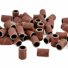 100pcs Nail Drill Sanding Bands Machine Replacement Bits File