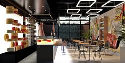 Interior Design - Restaurant
