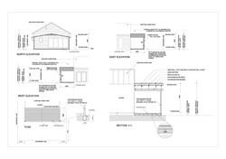 Drafting - Pergola & Deck