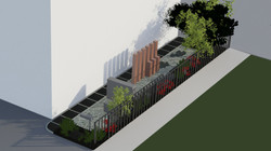 Landscape Design - Business Hub