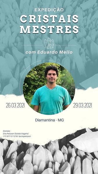 VIAGEM DIAMANTINA - EDUARDO MELLO CRISTA