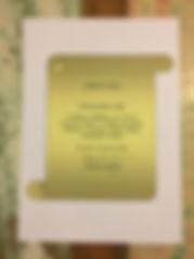 Certificado Duncan O Caminho das Pedras_