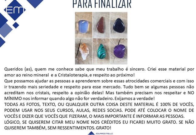 Para Finalizar - Pedras Falsas.JPG