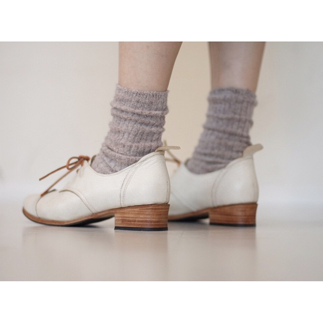 短靴(ヒール)