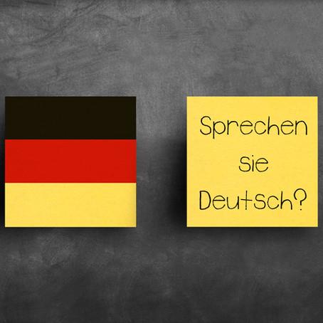 Dlaczego w języku niemieckim rzeczowniki zapisujemy dużą literą?