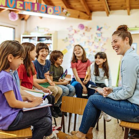 Jak przekonać dziecko do nauki języków obcych?