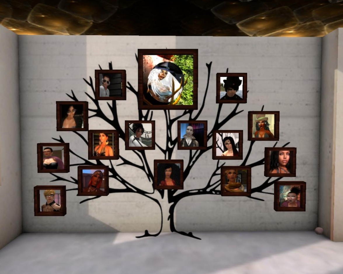 The original Family Tree