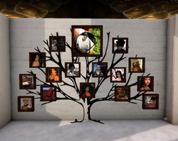 The original Family Tree
