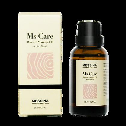 Ms Care Perineal Massage Oil, 30ml