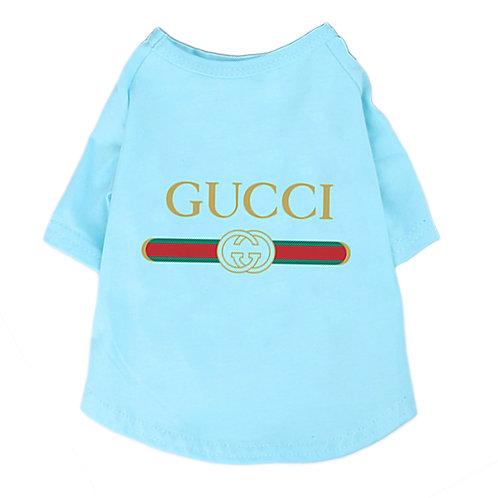 Teal Pucci T-Shirt