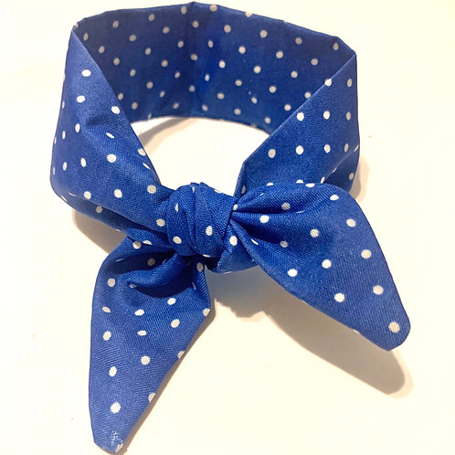 Dotted Knotted Neck Tie