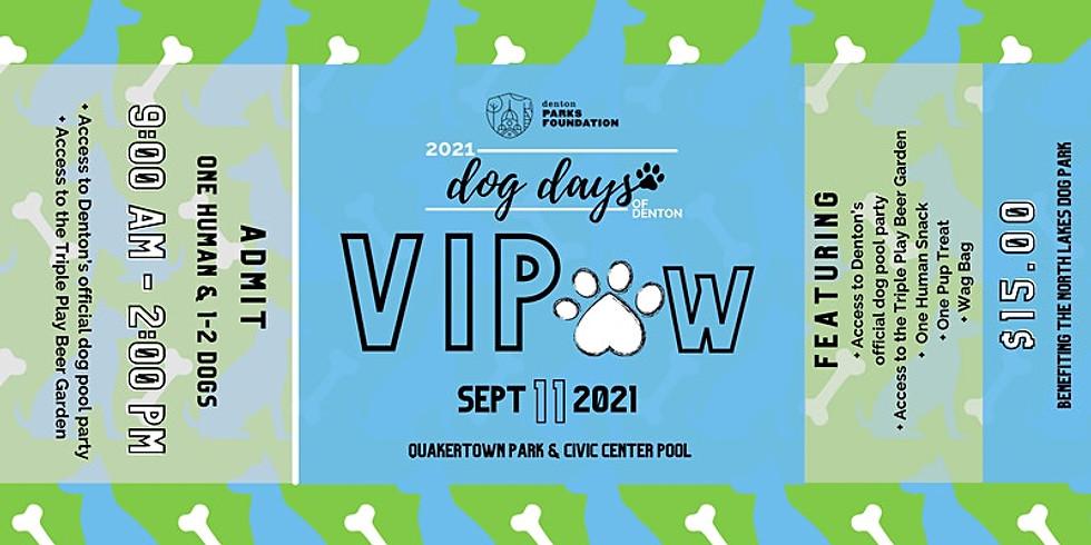 Dog Days of Denton