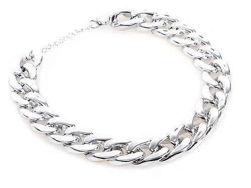 Silver/Gold Chain Collars