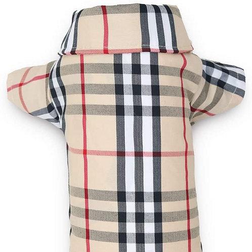 Furberry Collared Shirt