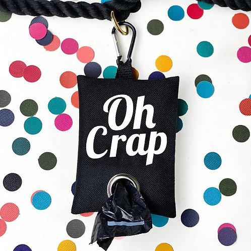 Oh Crap Poop Bag Dispenser