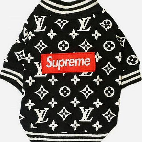 Black Pupreme Sweater