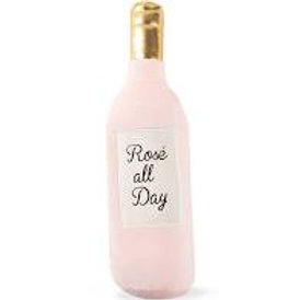 Rosé All Day Dog Toy