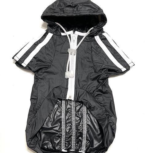 Raincoat / Windbreaker with Stripes
