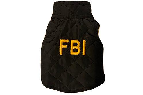 FBI Quilted Vest