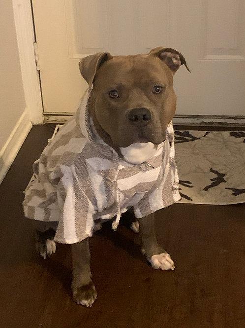 *BIG DOG Neutrals Baja Hoodie Poncho