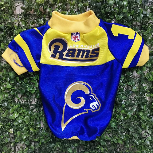 Rams Pet Jersey