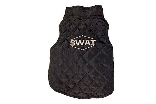 (Sz L) SWAT Quilted Vest