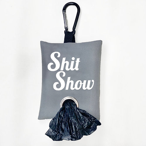 Shit Show Poop Bag Dispenser