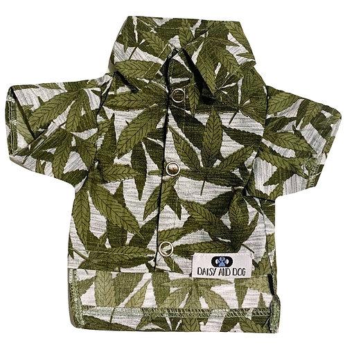 420 Collared Shirt