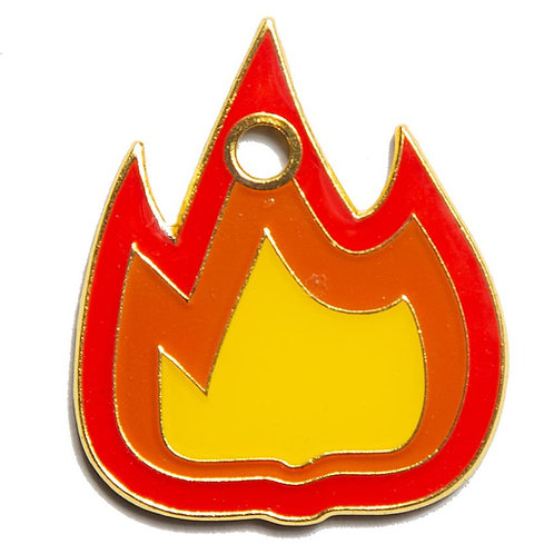 Flame Tag