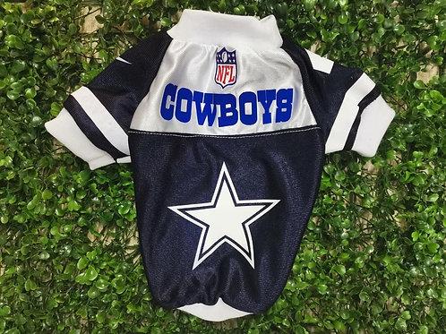 Cowboys Pet Jersey