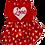 Thumbnail: Red Love Dress