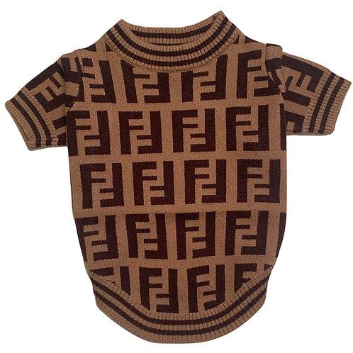 Furendi Monogram Sweater