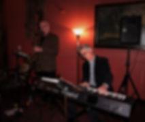 David L and Rik P music.JPG