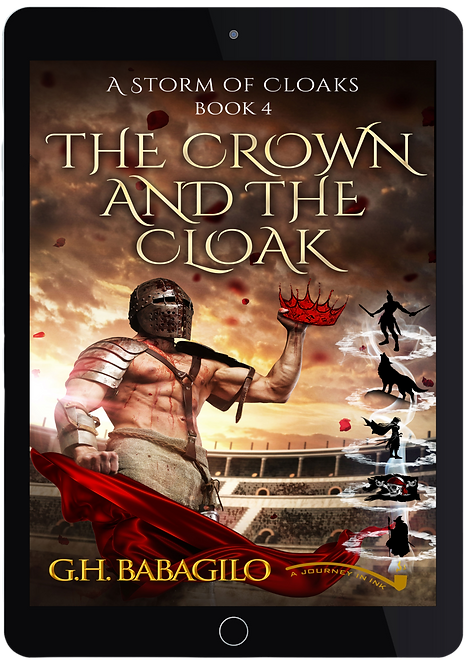 The Crown and the Cloak: Book 4