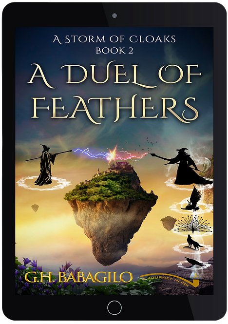 A Duel of Feathers: Book 2
