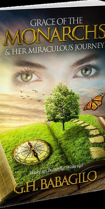 Grace of the Monarchs - AUTOGRAPHED