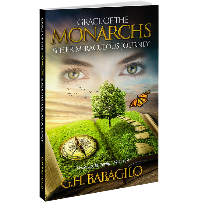 Grace of the Monarchs - AUTOGRAPHED